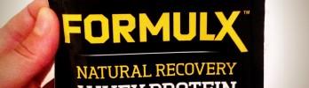 Formulx; A Healthy, Non-GMO Protein Shake