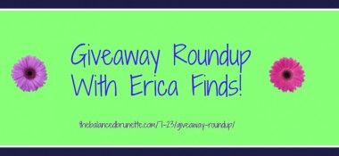 This Week's Giveaway Roundup!