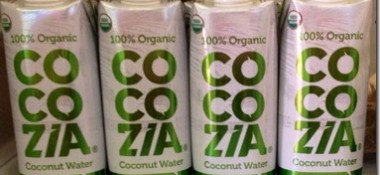 Stay Hydrated With COCOZIA Coconut Water