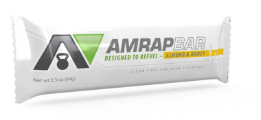 Get Your Nom On With AMRAP Nutrition Bars + A Giveaway