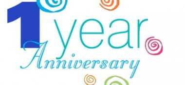 It's My First Blogiversary!