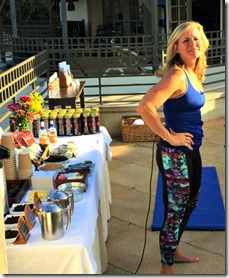 Sunrise Yoga ThinkThin Womens Forum Andrea Metcalf 9