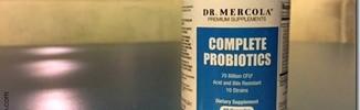 Improve Your Health with Dr. Mercola's Complete Probiotics + Giveaway
