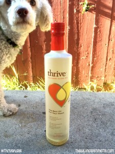 ThriveAlgae Oil Dog Blog