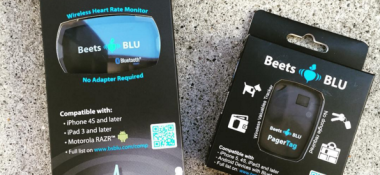 Always Know Your Heart Rate with Beets Blu HRM