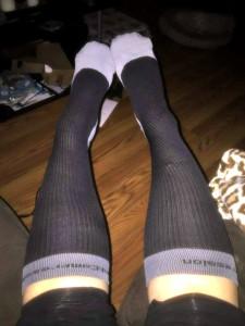 Renard Compression Socks Review 3