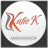 KatieKActive Ambassador Logo