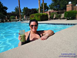 Amazing Grass Blog #sweatpink