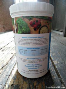amazing grass protein superfood benefits