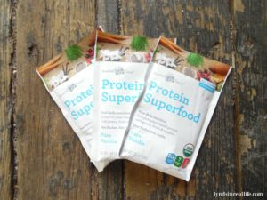 protein superfood amazing grass