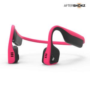 AfterShokz Titanium Trekz Pink