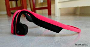 AfterShokz Trekz Titanium Pink