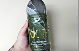 Get The Benefits of Olive Leaves by Drinking Olife