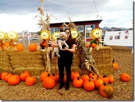 Pumpkin Patch Archie
