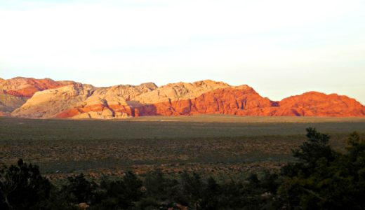My 29th Birthday; A Hike Through Red Rock Canyon