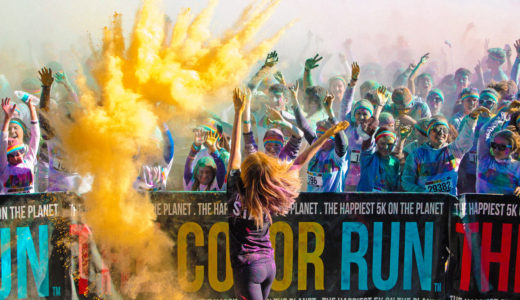 The Color Run Las Vegas + A Four-Pack Ticket Giveaway