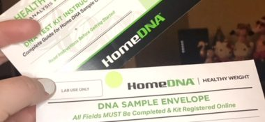 A Scientific Approach to Personal Health with The Home DNA Healthy Weight™ Test