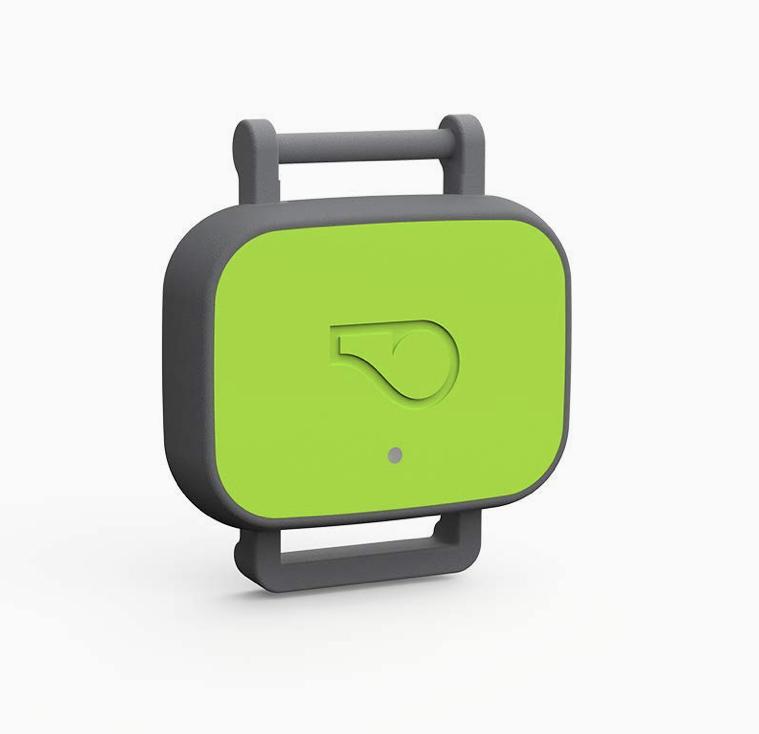 whistle dog tracker