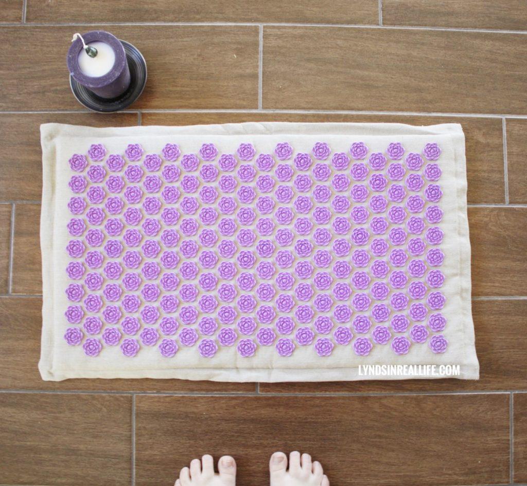 dosha mat acupressure mat
